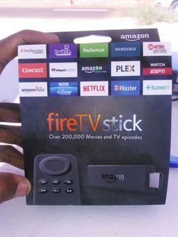 Amazon firestick fully loaded and ready for Sale in Hemet,  CA