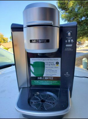 Mr. Coffee Keurig for Sale in Sacramento, CA