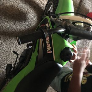 Selling Gas Dirt Bike for Sale in Cleveland, OH