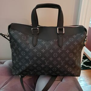 LV Louis Vuitton Damier Monogram briefcase bag for Sale in Framingham, MA