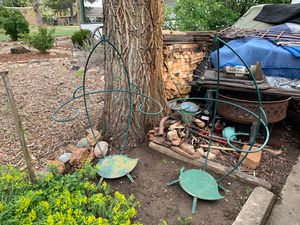 Iron plant stands for Sale in Colorado Springs, CO