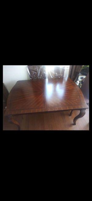 Cherrywood table for Sale in Norwalk, CA