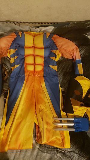 Wolverine costume for Sale in San Bernardino, CA