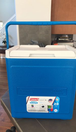 Coleman Cooler for Sale in Maple Valley, WA