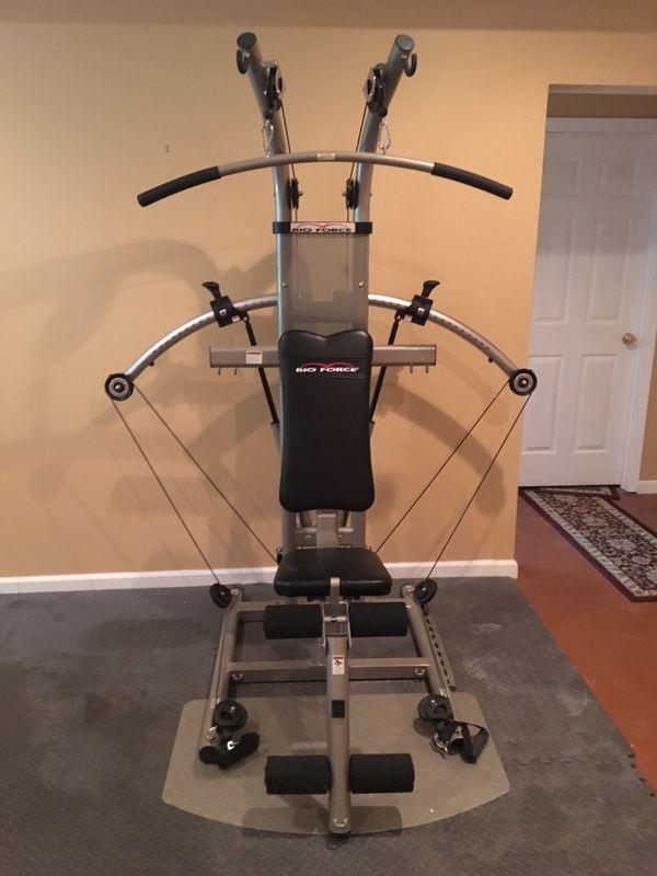 BioForce 1.7 Home Gym