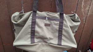 Two large khaki duffle bag for Sale in Federal Way, WA