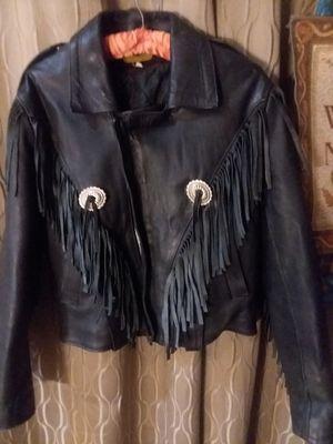 Harley Davidson Vintage Women's jacket for Sale in North Las Vegas, NV