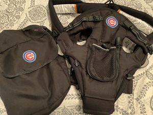 Kolcraft Chicago Cubs baby carrier for Sale in Gilbert, AZ
