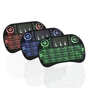 Backlit Color-Changing Wireless Keypad Touchpad Air Mouse for PC Pad Android Smart TV Box / Firestick / Computer / Game / HD / XBOX / Car for Sale in Sanford, FL