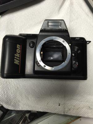 Nikon 4004 manual camera for Sale in Miami, FL