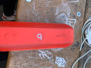 beats pill red special addition for Sale in Gahanna, OH