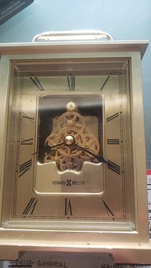 Howard Miller Clock for Sale in North Las Vegas, NV