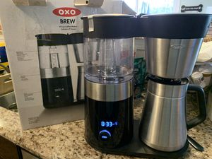 Like new - in box OXO brew 9 cup coffee maker for Sale in High Point, NC