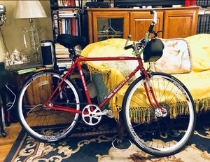 """FOR SALE 1986 ITALIAN STRADA BICYCLE """"Bianchi"""" for Sale in Roscoe, IL"""