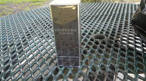 Original perfume herrera for men 3.4oz by carolina herrera for Sale in Rialto, CA