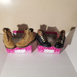 New Girls boots size 12 for Sale in Longview, TX