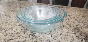 Set of 4 Pyrex Glass Bowls for Sale in Miami, FL