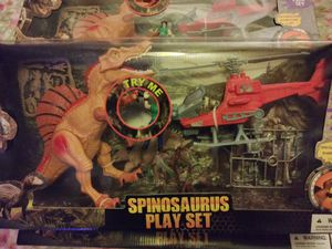 Dinosaur play set for Sale in Riverside, CA