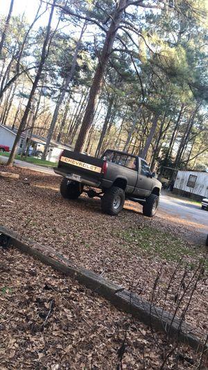 Chevy Silverado for Sale in Locust Grove, GA