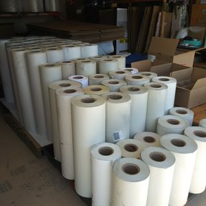 BULK ROLLS OF PAPER....for pet cages..... $13 for Sale in Corona, CA