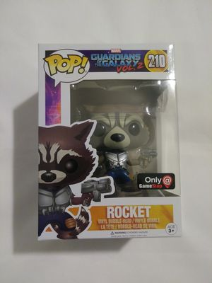 Rocket Racoon GOTG Vol 2. #210 Pop Vinyl for Sale in Tacoma, WA