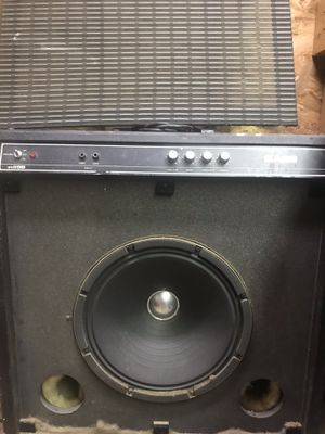 Yamaha bass guitar amp for Sale in Upper Darby, PA