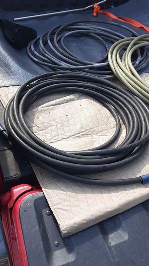 PRESSURE WASHER HOSES 3/8 4500 PSI. for Sale in Oakland Park, FL