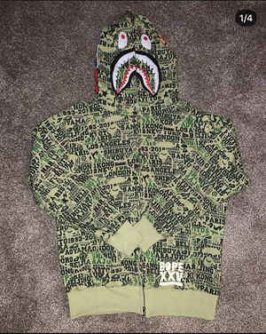 """Bape """"XXV Cities Camo"""" Hoodie for Sale in South San Francisco, CA"""