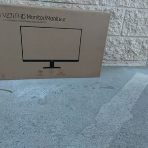 HP V27i Monitor for Sale in San Diego, CA