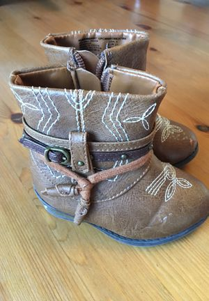 Toddler girl boots for Sale in Orting, WA