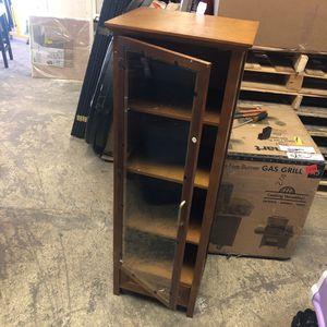 4 Shelf Display Case for Sale in Las Vegas, NV