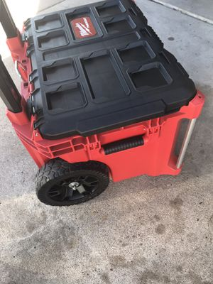 BRAND NEW Milwaukee pack out box for Sale in Phoenix, AZ