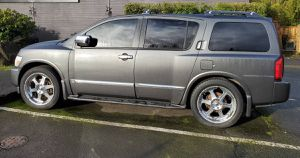 2006 Infiniti QX 56 V8 for Sale in Bothell, WA