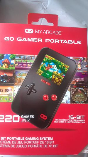 My Arcade Go Gamer Portable 220 Games for Sale in Powder Springs, GA