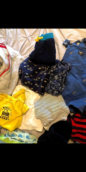 Baby boy clothes for Sale in Hesperia, CA