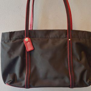 Kate Spade red bottom black tote for Sale in Columbus, OH
