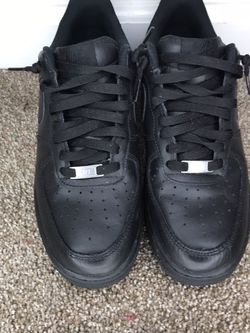 Black Air force 1s Size: 8.5M for Sale in Lithonia,  GA