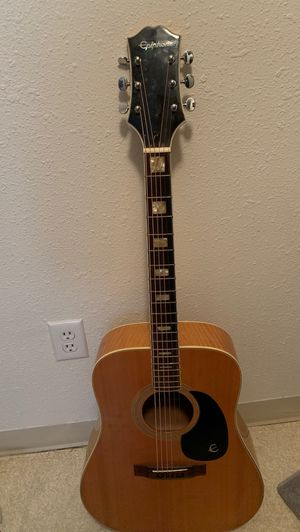 epiphone ft-350bl for Sale in Helena, MT