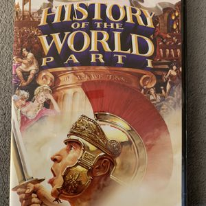 NEW DVD HISTORY OF THE WORLD PART I for Sale in New Providence, NJ