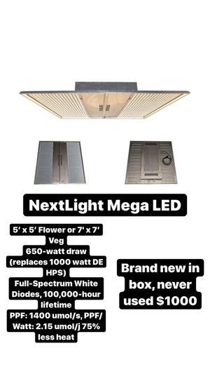 Indoor Grow light for Sale in Oakland, CA
