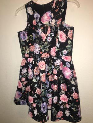 Gorgeous Flower dress for girl (PreTeen Size 12) for Sale in McKinney, TX