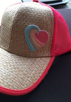 Pink women's truckers hat new 2 for $15 for Sale in Chula Vista, CA