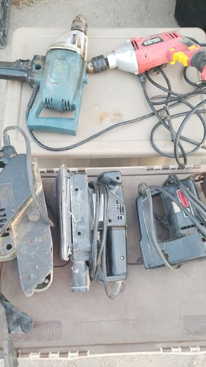 Power tools for Sale in DEVORE HGHTS, CA