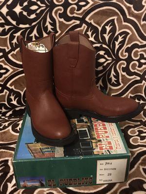 EL PUEBLITO Work boots for Men Size 10 NEW for Sale in Phoenix, AZ