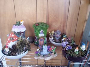 Fairy garden waterfalls for Sale in Eau Claire, WI