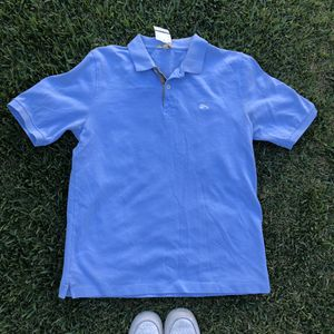 authentic burberry blue polo for Sale in Los Angeles, CA