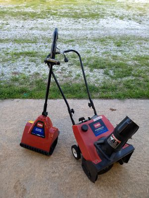 Toro Snow Blower and Power Shovel for Sale in Columbia, MO