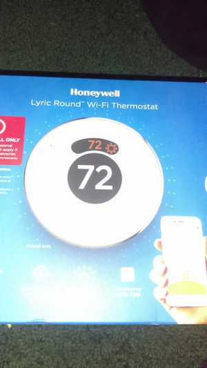 Wi-Fi thermostat for Sale in Riverside, CA