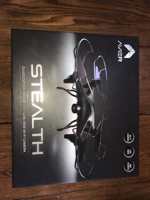 STEALTH Quadcopter Drone for Sale in Hilliard, OH