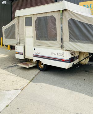 1984 Coleman Sun Valley pop up camper for Sale in The Bronx, NY